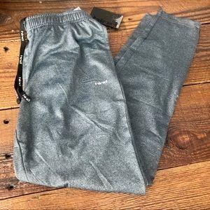 NWT Hind Men's Gray Athletic Pants Small